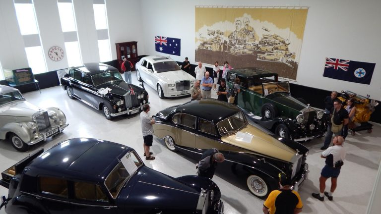 Car Museum and Lunch