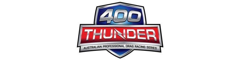 400 Thunder Drag Racing