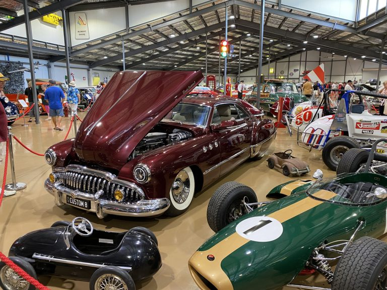Gold Coast Motor Museum