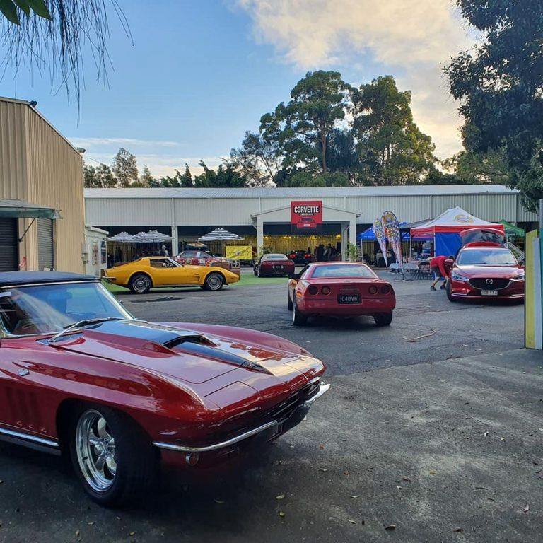Qld Corvette Concourse